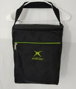 Xbox Nintendo Crossover Travel Bag A.L.S. Industries Carrying Case 2004 Rare EUC