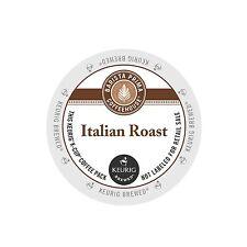 Barista Prima Coffeehouse, Italian Roast Coffee, Dark, Keurig K-Cups, 96-Count