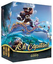 Oh Captain! Legends Of Luma Family Card Game Asmodee ASM LUM01 Florian Sirieix