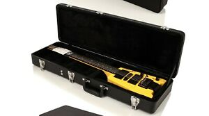 Steinberger Spirit & Hohner Hardshell Cases-For Guitars & Basses-New & In Stock!