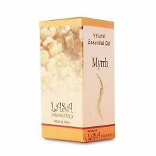 Lasa Aromatics Myrrh Essential Oil 100% natural - 10 ml