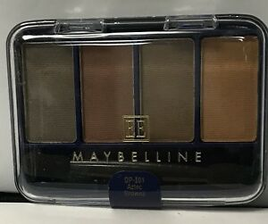 Lot of 72 Maybelline Expert Eyes Eye Shadow Collection Aztec Browns