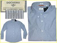 DOCKERS Camisa Hombre 2XL Europea  / XL US !PRECIO DE SALDO¡ DO03 T1G