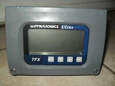DYNASONICS TFX ULTRA FLOW METER DTFXB-BP-AKNN-FN 95-264VAC,47-63Hz,0.15A