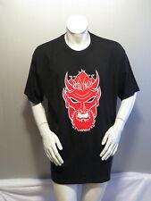 WWE Attitude Era Shirt - The Undertaker Red Devil - Men's Extra-Large