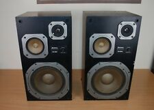 Hitachi HS-25 G 3 Way HiFi Speakers - 80 W
