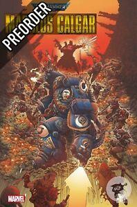 Warhammer 40K: Marneus Calgar #5 Cover A Marvel Comics PREORDER SHIPS 24/02/21
