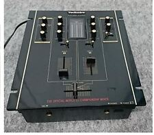 Technics SH-DJ1200 K BLACK World Standard DJ Mixer w/Tracking F/S Body only (5)