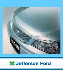 Genuine Ford Ford Falcon Ba Bonnet Protector Clear Ba16000Aa