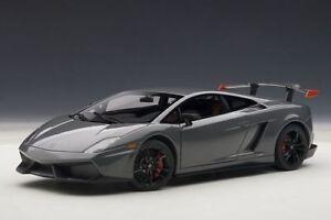 Lamborghini Gallardo LP570 grau 2011 - 1:18