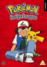 Pokemon Indigo League: Season 1 [Blu-ray] [DVD][Region 2]