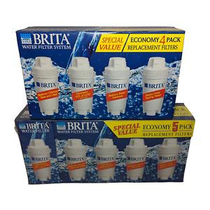 9 Brita Water Filters Economy Packs 53026-2 Replacement Filters