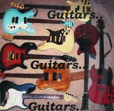GUITARS, GUITARS, GUITARS - 33 Instrumental Tracks