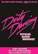 Dirty Dancing - The Official Dance Workout (DVD, 2008)