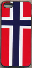 iPhone 5 case – Norway Flag