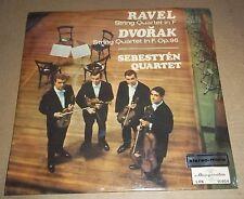 Sebestyen Quartet RAVEL/DVORAK - Qualiton LPX 11464 SEALED