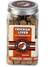 Kiwi Walker Freeze Dried Snack Chicken Liver 105g