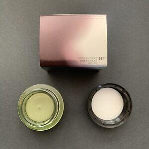 Shiseido Hydro Powder Eye Shadow H7 Green Exotique NIB Cream Shadow Long Lasting
