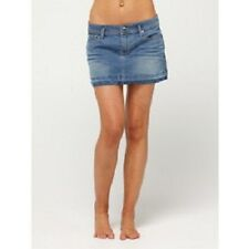 Roxy Fiesta Skirt Women's Denim - 11