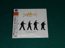 Genesis – Live / The Way We Walk (Volume One: The Shorts)