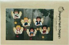 New ListingBeverly Kindred Christmas Tole Painting Pattern Packet Country Angels #121