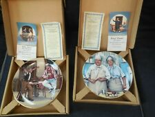 The Honeymooners collector plates lot