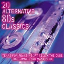Various Artists - Cutting Edge 80's (20 Alternative Classics, 2012)