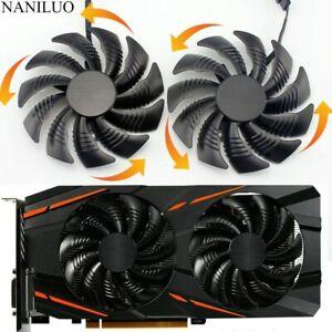 HQ 88mm GPU Fan T129215SU For Gigabyte GV-RX570 RX580 GAMING GV-RX470 WF2 RX480