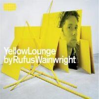 """RUFUS WAINWRIGHT """"YELLOW LOUNGE COMPILED BY..."""" CD NEU"""