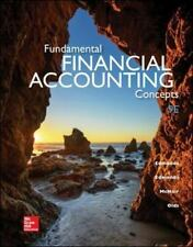 Fundamental Financial Accounting Concepts by Thomas Edmonds and Christopher...