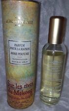 Le Jardinier Parfumeur Parfum Pour La Maison Sur Les Rives Du Mekong 3.4 oz RARE