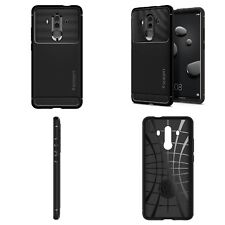 Huawei Mate 10 Pro Case Cover Rugged Armor with Resilient Shock Absorption Black