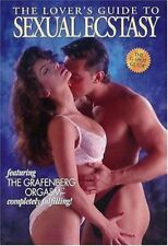 The Lover's Guide To Sexual Ecstasy (DVD) New
