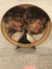 Titanic Plate James Cameron Twentieth Century Fox Franklin Mint