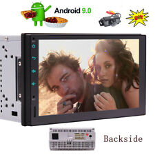"7"" Android 9.0 Navi Stereo Doppel 2DIN MP3 MP5 Player 32+2G Autoradio DAB+ WIFI"