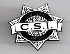 """CSI Las Vegas Badge 1.25"""" Enamel/Metal Pin- FREE S&H"""