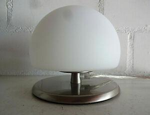 Fabas Luce - Tischlampe - Metall/Glas - Touchdimmer