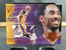 Kobe Bryant 2000 Basketball Card Upper Deck Y3K Scoring #188