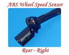 ABS Wheel Speed Sensor Rear Righ Fits: AUDI A3 TT VW BEETLE CC EOS GOLF JETTA &