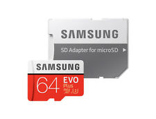 Tarjetas de memoria Samsung microsdxc para teléfonos móviles y PDAs con 64 GB de la tarjeta
