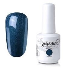 15ml Color Nail Gel Polish Soak Off UV LED Top Base Coat Primer Manicure Elite99