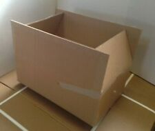 25 Plain Brown Moving / Storing / Packing Boxes,Strong,Double Walled.