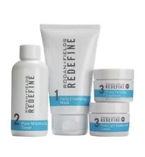 Rodan +and Fields Redefine Regimen Lines,Pores,Loss of Firmness 4pc Set Kit