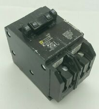 New Listingnew Square D Homeline Homt2020240 Quad 20 Amp 1 Pole 40a 2p Plug In Breaker Nos