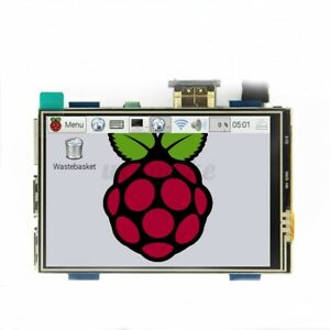 3.5'' IN USB Touch Screen HD 1920x1080 LCD Display For Raspberry Pi