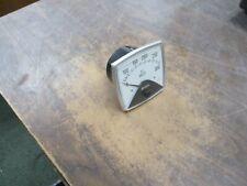 Crompton AC Voltmeter 016-02VA-RXRX-FB Range: 0-300VAC Used