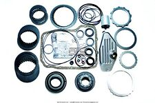 545RFE 5-45RFE Super Master Rebuild KIT 06-UP WITH 2 PISTONS 4WD Filter Friction