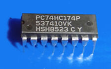 PC74HC174P 74HC174 / IC NOS PHILIPS SemiConductor