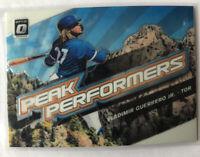2019 DonRuss Peak Performers Vladimir Guerrero Jr Baseball Card #PP-14