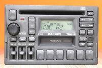 VOLVO S70 V70 C70 RADIO CD CASSETTE TAPE PLAYER RDS CAR STEREO CODE SC 805